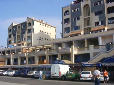 Zerhouni demande une enqu te sur le trafic des chalets for Ministere exterieur algerie